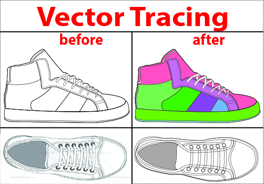 I will do Vector Tracing fast
