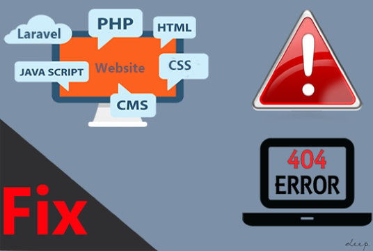 I will Fix Php Issues And Develop Dynamic Web Application