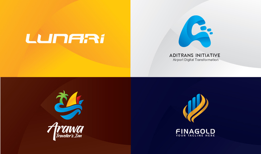 I will design a modern and professional logo