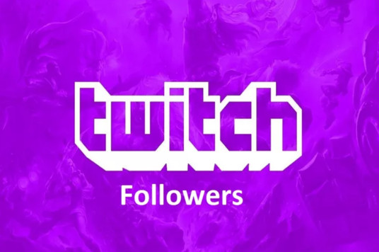 I will Provide 1800+ Twitch followers