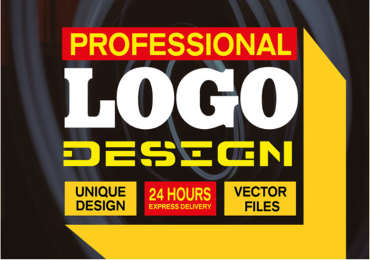 I will  Do 3 Unique Professional And Modern Logo Design in 24 hrs