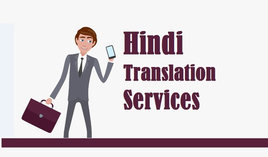 I will translate any content  from english to hindi