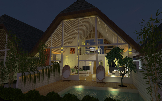 I will Create Architectural 3d Rendering