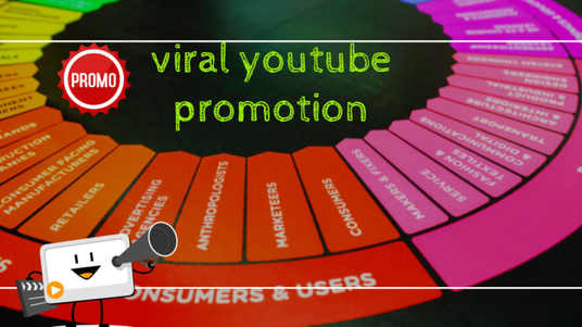 I will do viral youtube promotion for your video