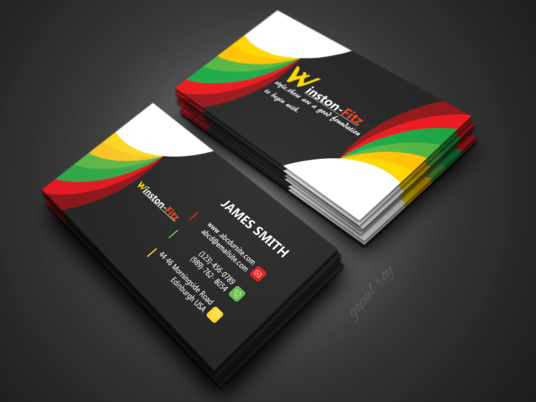 I will Design Unique Business Card Within 24 Hrs
