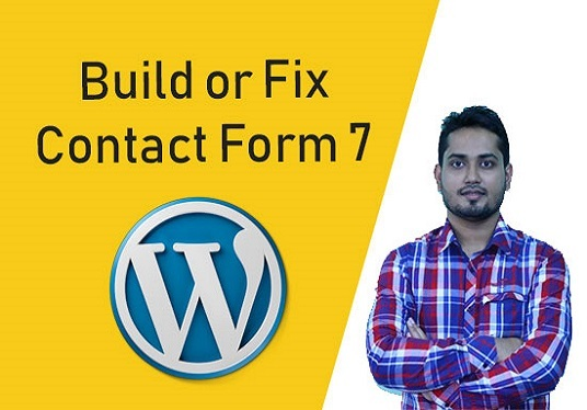 I will Build Or Fix Contact Form 7