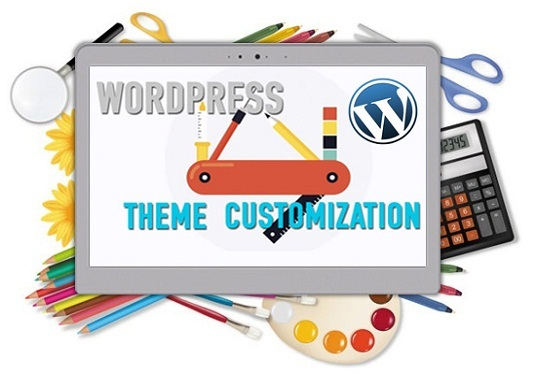 I will do any type of customization of your WordPress website