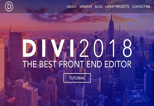 I will Customize Divi theme for you