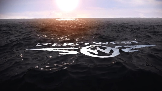 I will Create This WONDERFUL Ocean Water Logo Animation