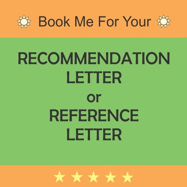 Write An Exceptional Letter Of Reference Or Letter of Recommendation