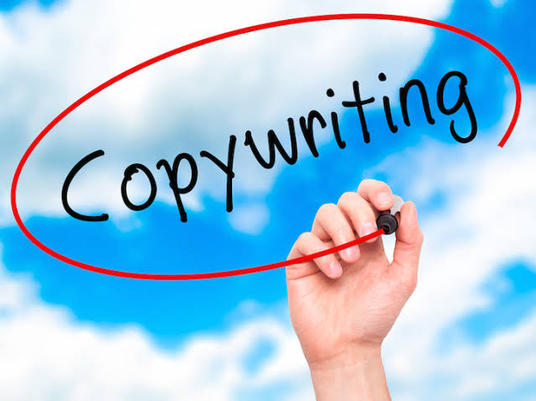 I will be your creative Copywriter