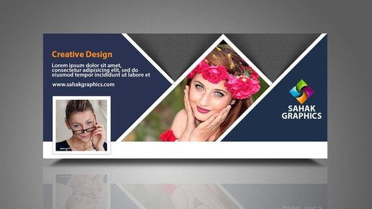 I will Design Facebook Banner And Social Media Covers