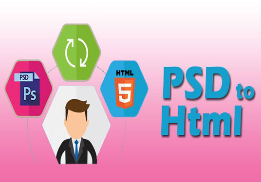 Convert PSD To Responsive Website by HTML, CSS, Bootstrap for £20 :  Mashiure - fivesquid