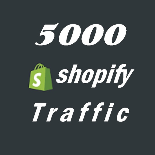 I will drive  5000 SHOPIFY  human  real  Organic HQ TRAFFIC  to your Link  shop product
