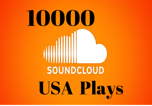 I will Provide 10000 Soundcloud Music promotion