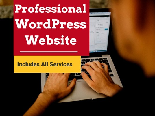 I will Create, Customize, Rebuild, Fix Wordpress Website For You