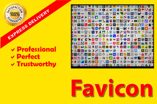 I will Create Favicon For Website Or Blog