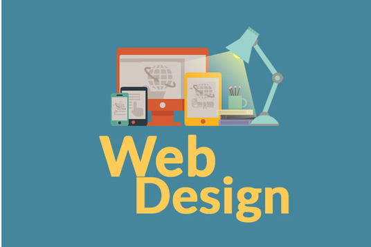 I will Design Website And Responsive Website Design