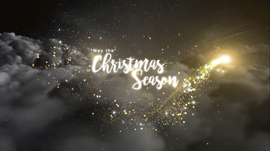 Create Christmas Wish Logo Animation