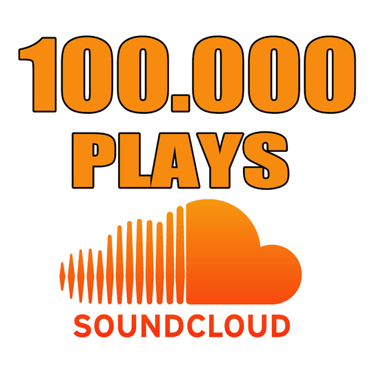 I will give you 100,000 Soundcloud plays