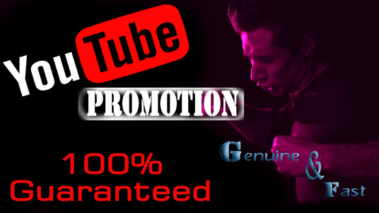 I will do Viral youtube Promotion
