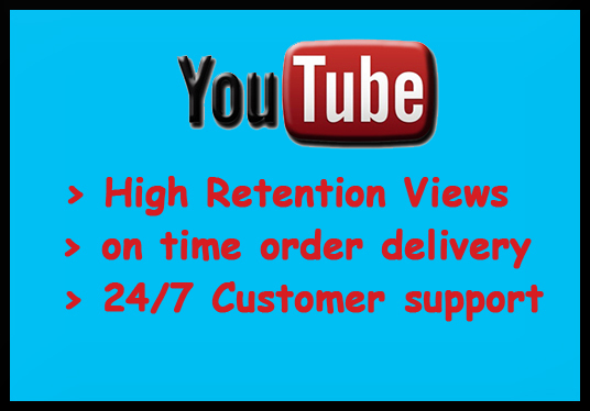 I will Do Super fast YouTube Video Promotion
