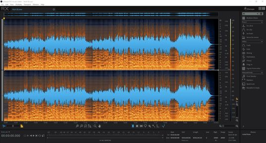 I will clean up noisy audio recordings and edit audio files to deliver a more desirable finished