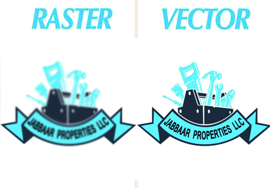 I will do Vector Logo or Raster to Image Fast