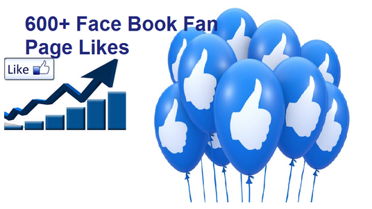 I will add 400 plus Facebook fan page likes