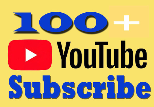 I will Give you Guaranteed 100 Youtube Subscribers
