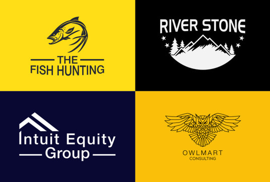 I will logo design with unlimited revisions