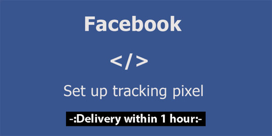 I will setup your facebook pixel
