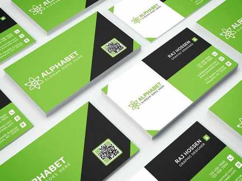 create beautiful  business card  for you