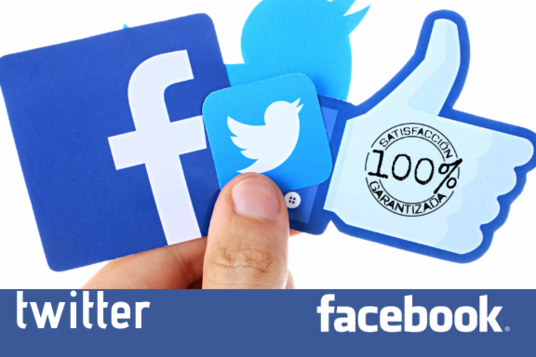 I will provide you 250+ Real Facebook Likes or  grow followers on twitter