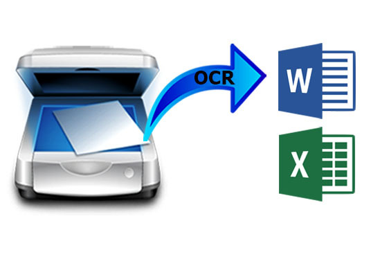 convert scans, pdfs, images into editable files, fillable forms