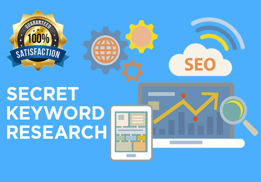 I will Do keyword research for your niche