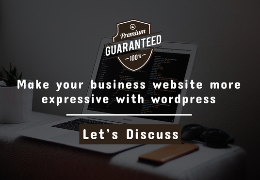 I will create a responsive wordpress website or redesign old website