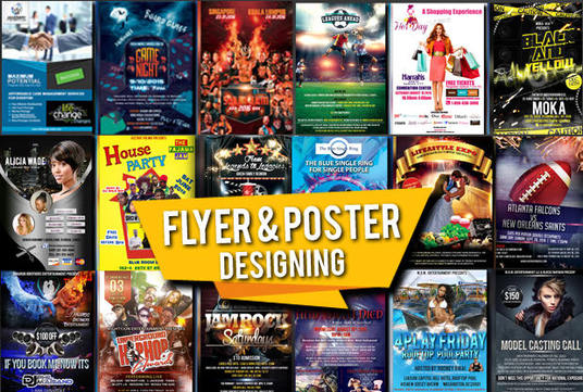 I will Design Flyer Within 24 Hours