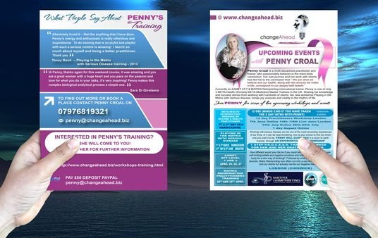 Design Flyer Within 24 Hours