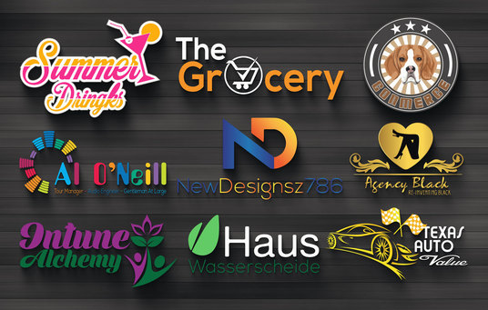 I will design professional Logo for your brand