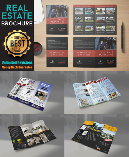 I will Do Real Estate Brochure