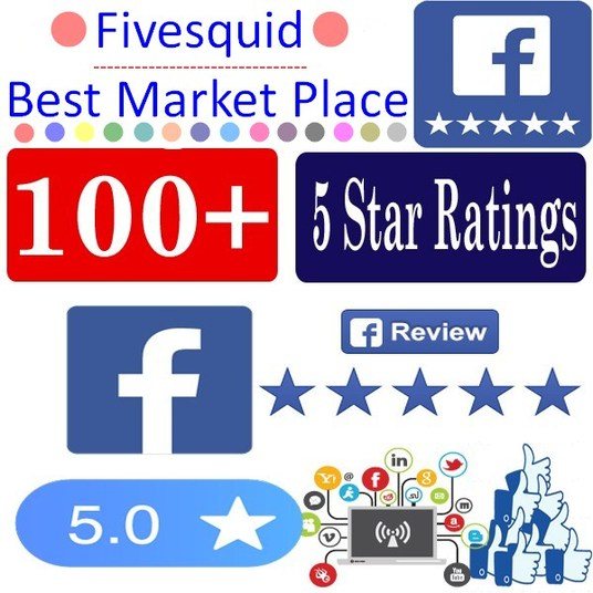 I will give you  100 Facebook  good review