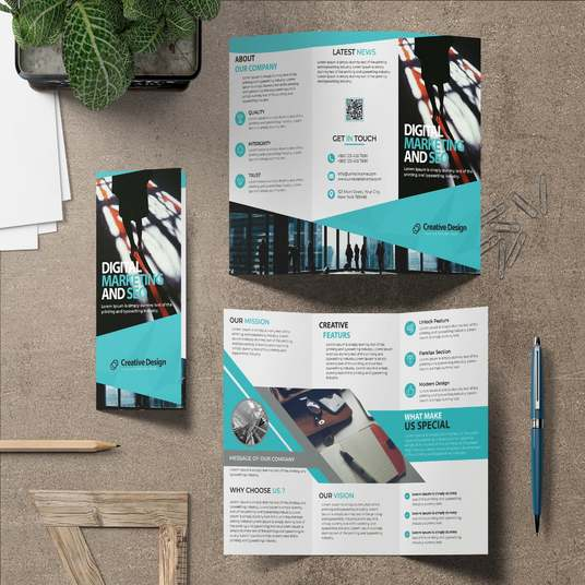 I will Design Professional Brochure For You