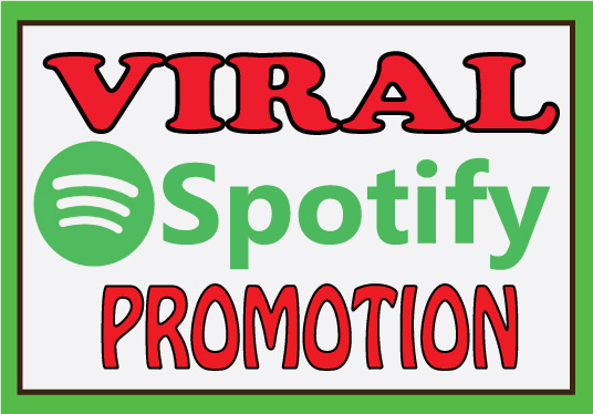 I will do viral Spotify promotion