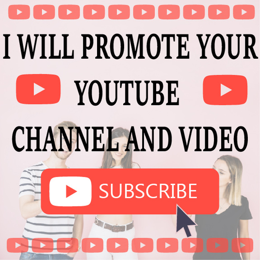 I will do Viral Youtube Promotion for your Channel or Video on Social Media