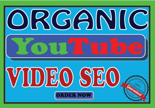 I will do YouTube Video SEO  to Improve Your Ranking