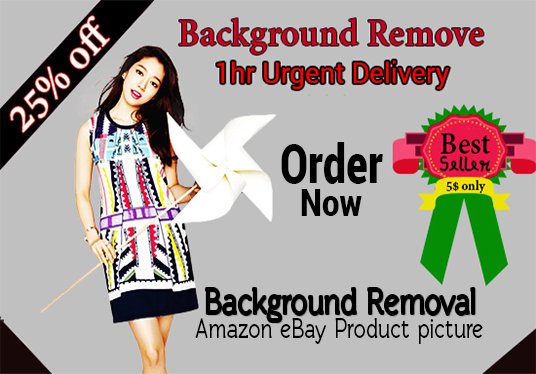 I will provide 10 photos Background removal