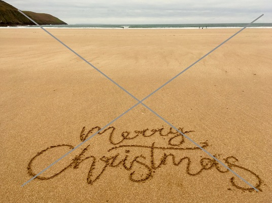 I Will Write Your Personalised Message In Sand On A Beach North Devon Amp