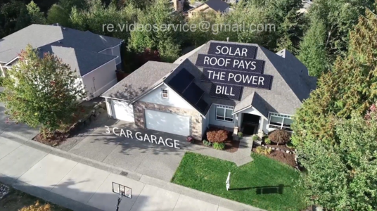 Make The Animation For Your Real Estate Drone Video