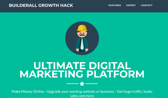I will sell you a full growth hacking course & the tools to rapidly grow your business
